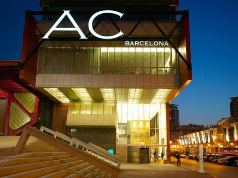 Film expo group ac hotel barcelona for Swimming pool show barcelona